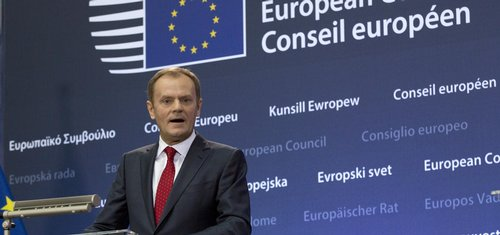 Tusk: Summit EU podpořil vznik fondu strategických investic