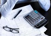 kalkulačka, daně, účty, hospodaření