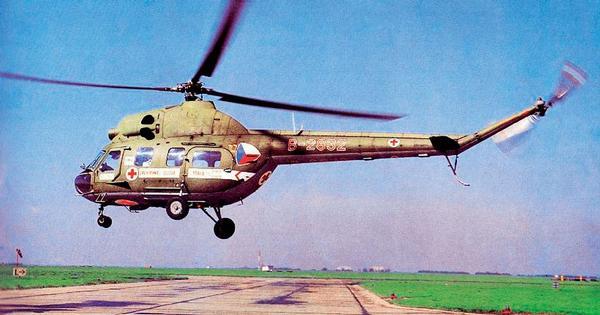 Historie a současnost letecké záchranné služby