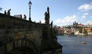 Pohled na Karlův most