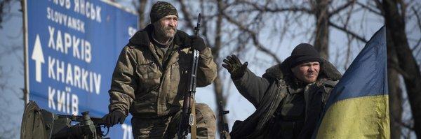 Porošenko: Naše armáda se zlepšila, před Ruskem zemi ubrání