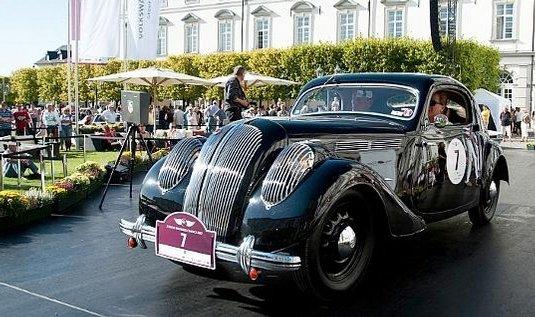 Škoda Popular Monte Carlo z roku 1937