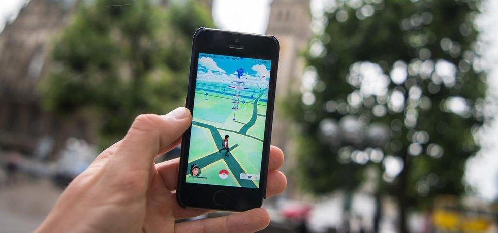 Pokémon GO - ilustrační foto (Zdroj: Profimedia.cz)