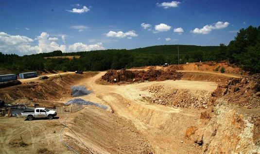 Důl Skouries