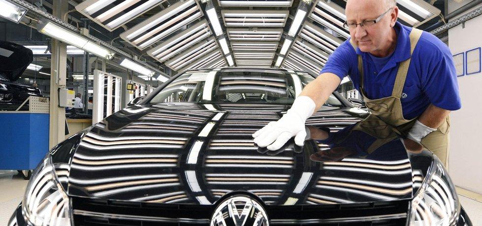 Továrna Volkswagenu