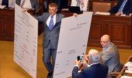 Poslanci ukončili debatu o EET, opozice na protest opustila sál