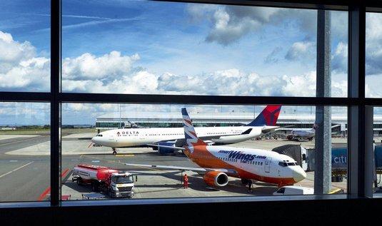 Letiště Praha-Ruzyně -ilustrační foto