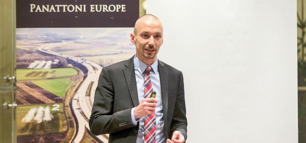 Generální ředitel Panattoni Europe Pavel Sovička