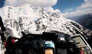 Létání v Himálaji