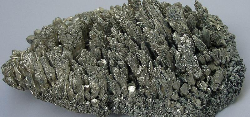 magnesium, hořčík, minerál, krystaly