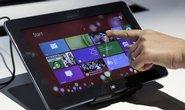 Operační systém Windows 8 na tabletu Samsung (foto ČTK)