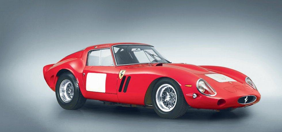 Ferrari 250 GTO z roku 1962 je nejdražším autem všech dob