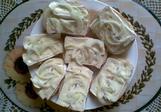 Hermelínové chlebíčky