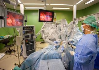 3D přenos z operačního sálu