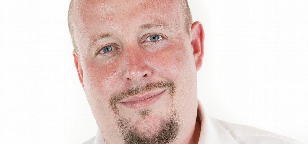 David Řehoř. Ředitele rozvoje obchodu firemního segmentu v Equa bank