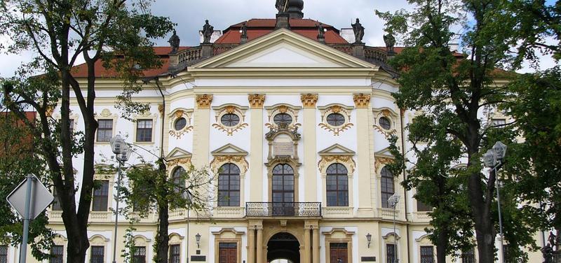 Klášterní Hradisko, Olomouc