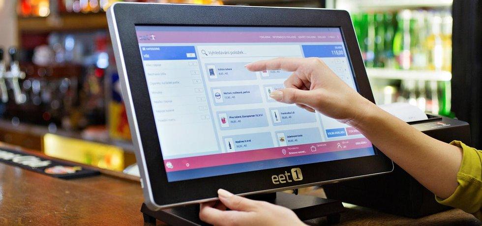 Pokladní systém EET