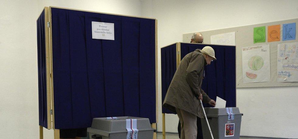 Senátní volby 2016
