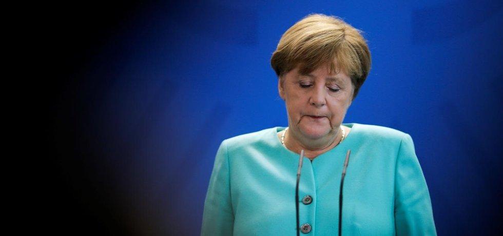 Angela Merkelová (foto ČTK)