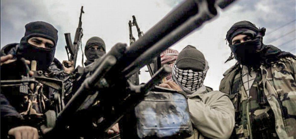 Syrský povstalec