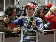MotoGP: Nedln warm up ovldl Jorge Lorenzo