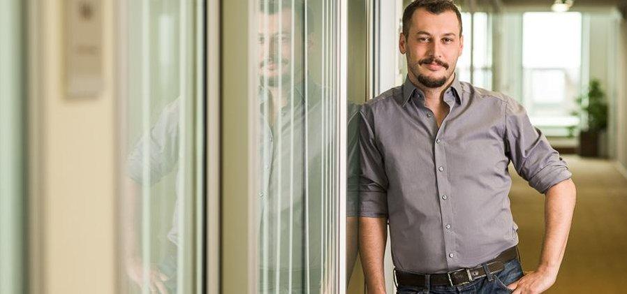 Ignacio Sbampato, obchodní ředitel společnosti Eset