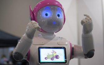 Robot iPal