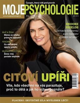 časopis - moje psychologie
