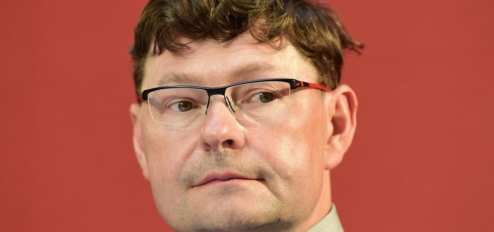 Martin Krob, generální ředitel fotbalové Slavie Praha