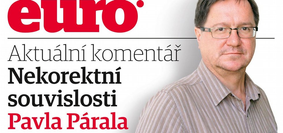Pavel Páral, šéfredaktor Euro