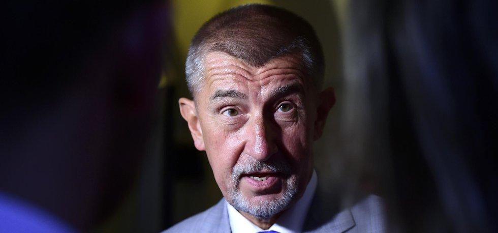 Andrej Babiš (ANO) se od svých výroků o Letech distancoval.