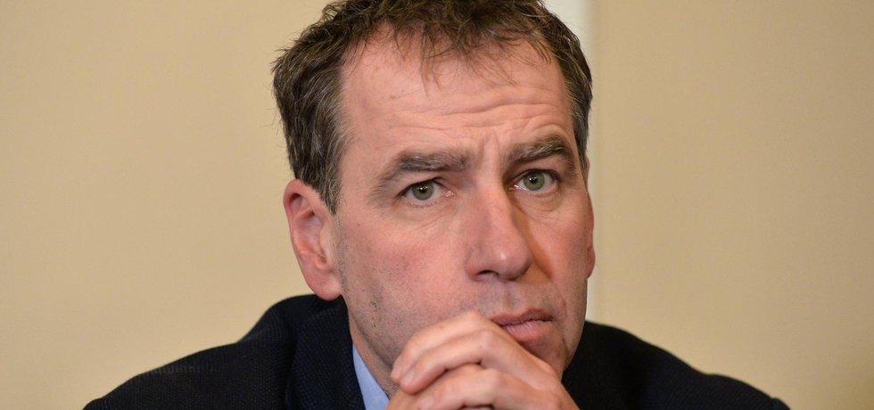 Bývalý viceguvernér ČNB a europoslanec Luděk Niedermayer