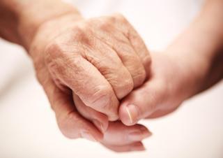 *ruce, stáří, senioři, senior, ruce, pomoc