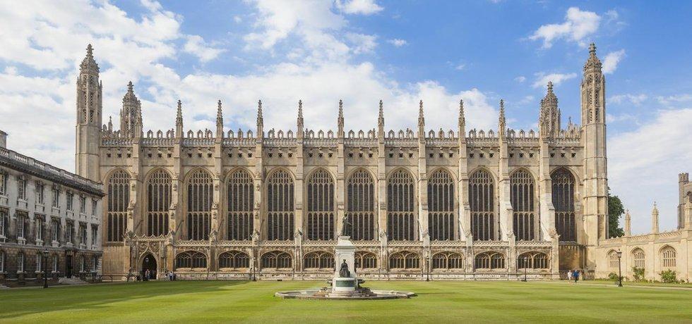 Cambridge University (Zdroj: Profimedia.cz)