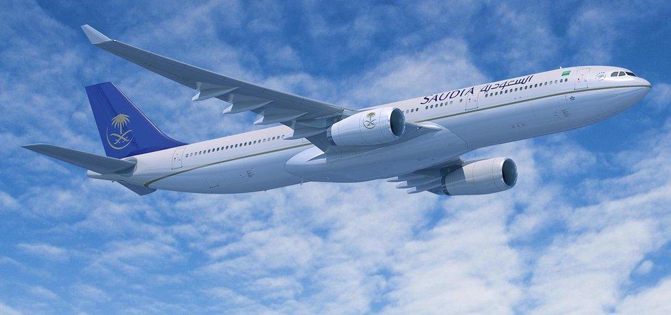 Airbus A330-300 Regional Saudi Arabian Airlines