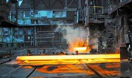 EU uvalila předběžná cla na dovoz oceli z Ruska a Číny