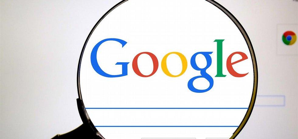 Google pod lupou