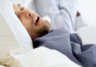 spánková apnoe, poruchy spánku, spánek,