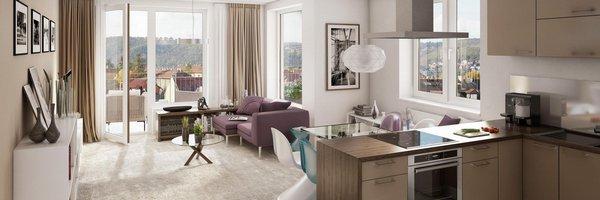 Izraelci koupili projekt výstavby 168 bytů v Horoměřicích u Prahy