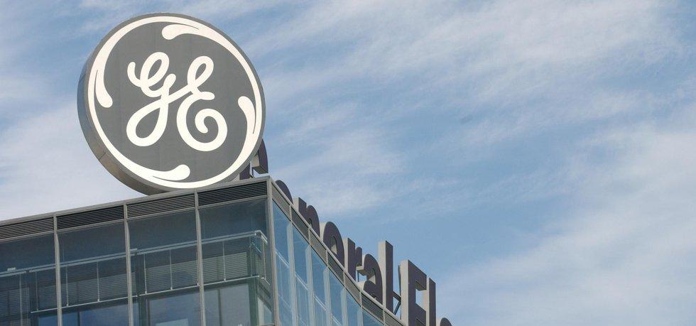 Budova společnosti General Electric v Praze