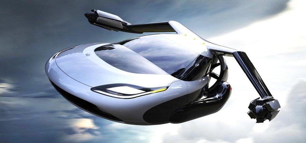 Létající vozidlo - ilustrační foto (Zdroj: DrivenToFly.com)