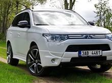 Mitsubishi Outlander 2.2 DI-D 180 k - k za tisc K