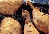 Indická kuřecí stehna