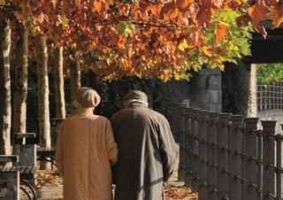 stáří, senioři, senior