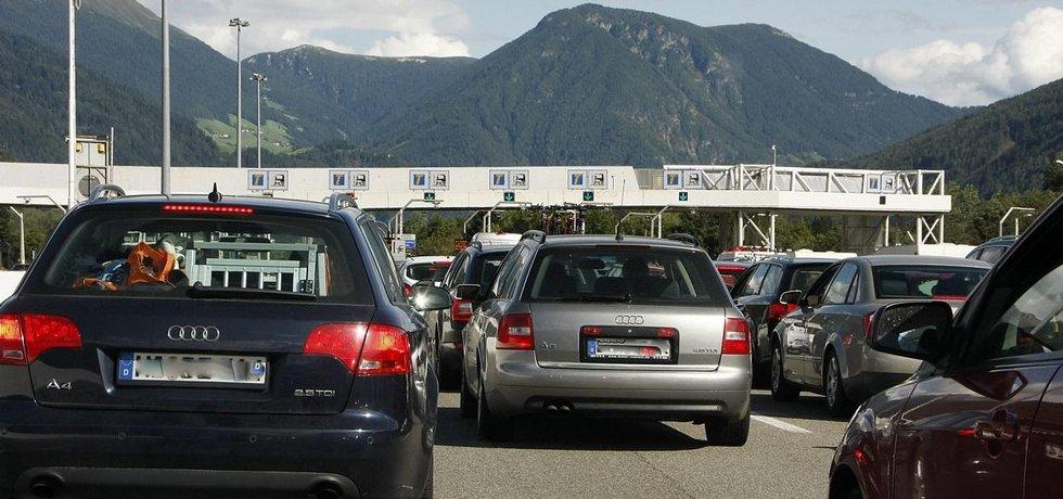 Mýto na Brennerské dálnici