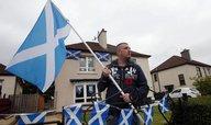 Skotsko před referendem: V ulicích vítězí separatisté