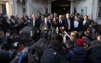 Britský nejvyšší soud rozhodl, že zahájení procesu vystoupení Velké Británie z EU musí schválit parlament.