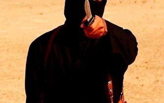 Tajuplný kat Islámského státu přezdívaný Jihadi John. Jeho život údajně ukončil nálet amerických vzdušných sil.
