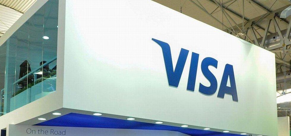Stánek Visa