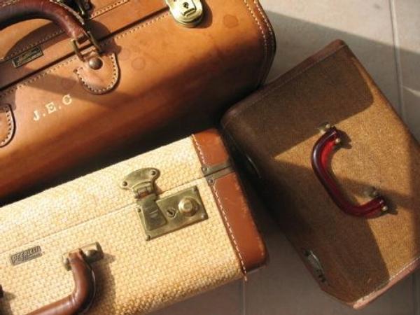 kufry, odchod, výpověď